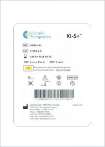 XI-S+ Label